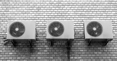 air-conditioning-units-mounted-on-wall