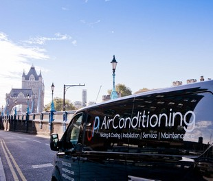 air conditioning Van