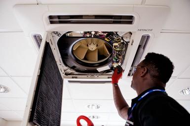 Air Con Technical Servicing